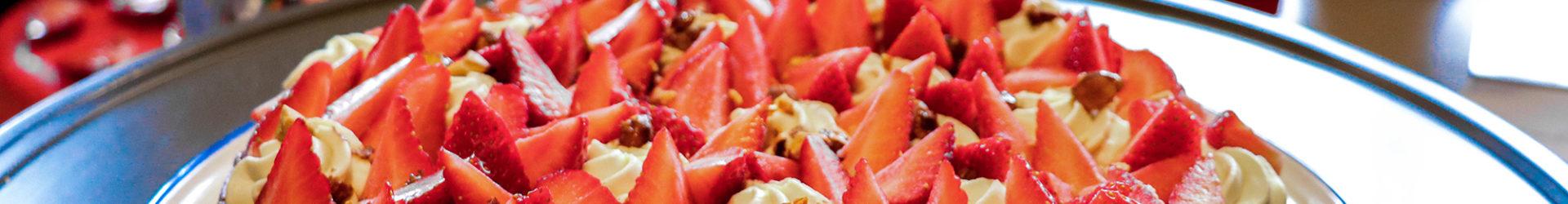 De la fraise au goûter, en voilà une bonne idée !