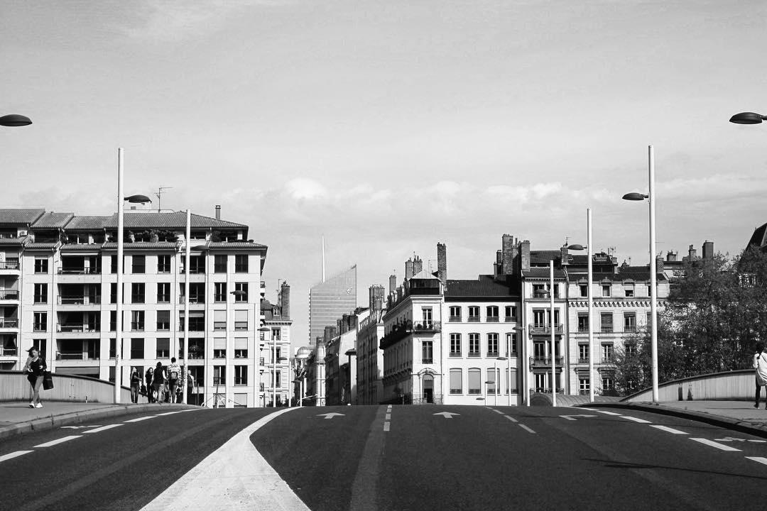 Pont Alphone Juin - Photo Une Vie à Lyon