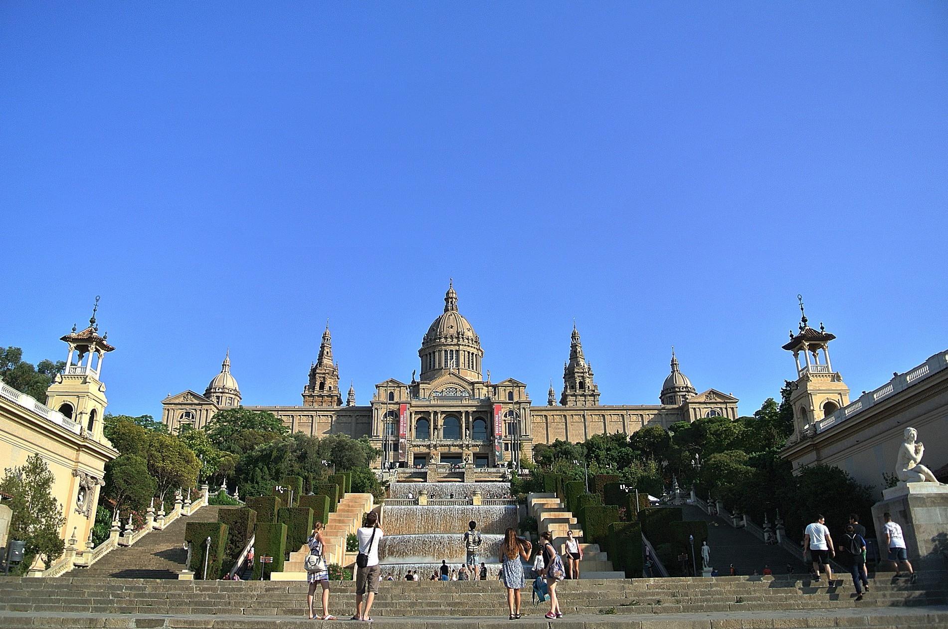 Barcelone Musée d'Art Catalan