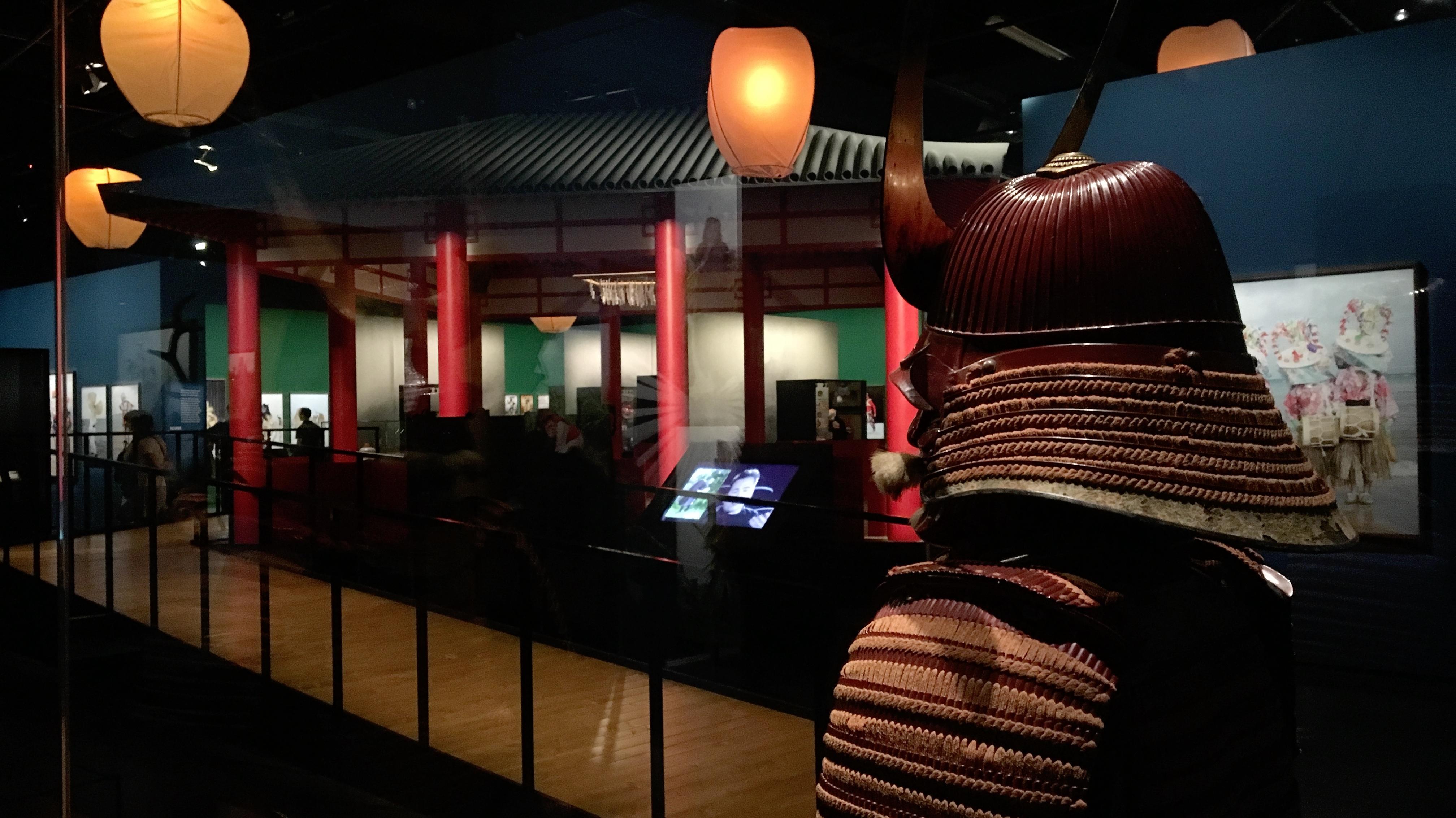 Yokainoshima - Exposition Musée des Confluences