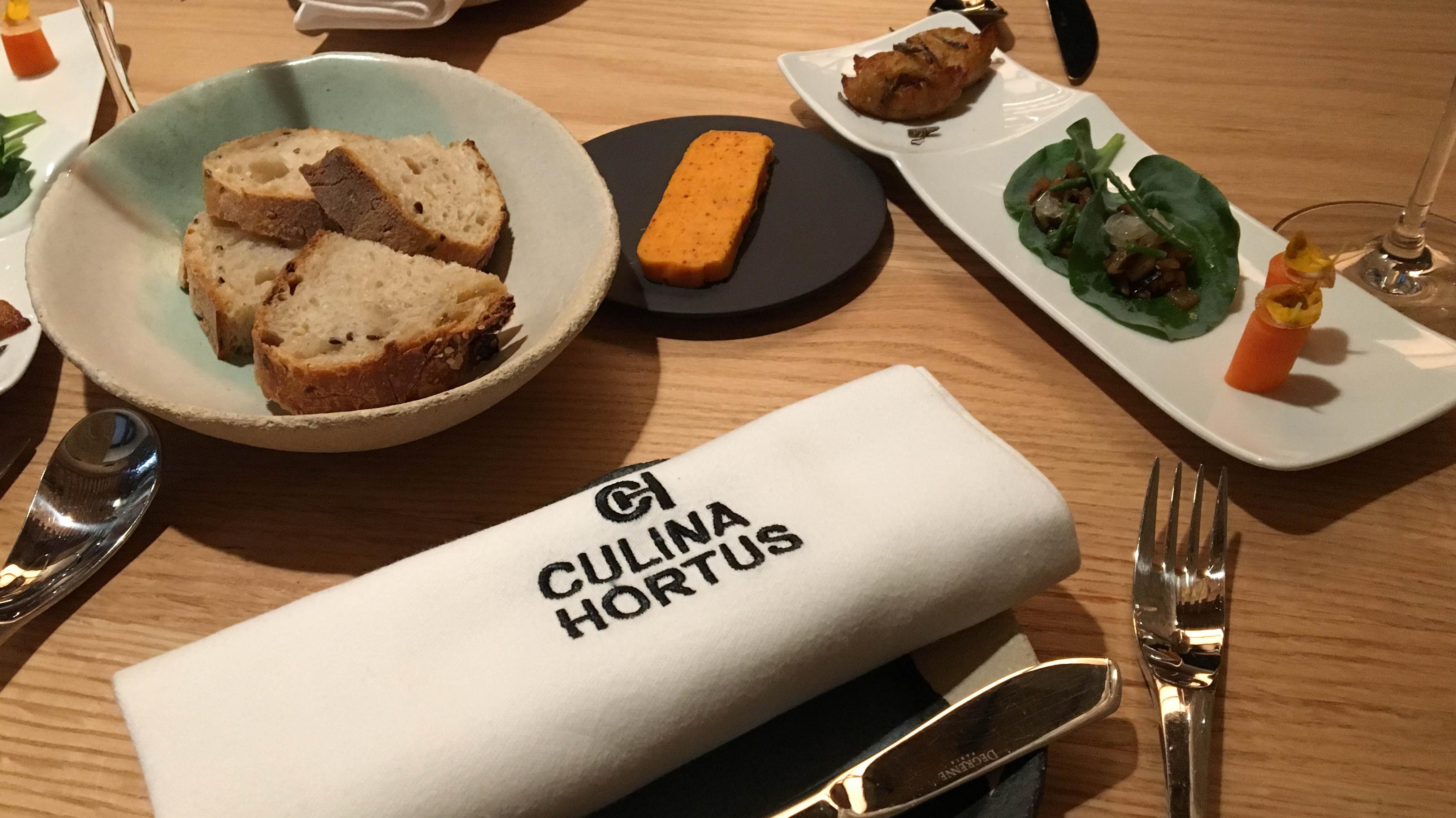 Culina Hortus - Amuse Bouche