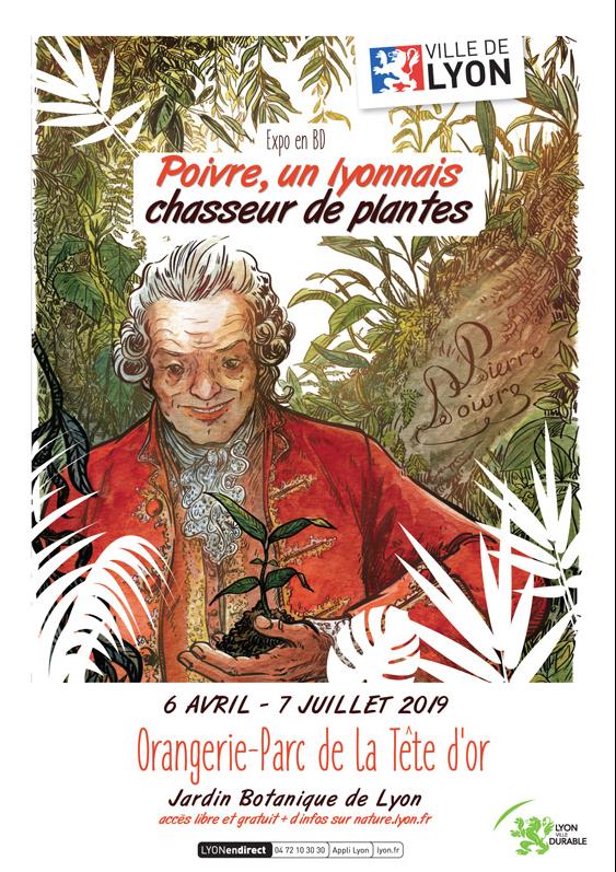 Affiche Pierre Poivre