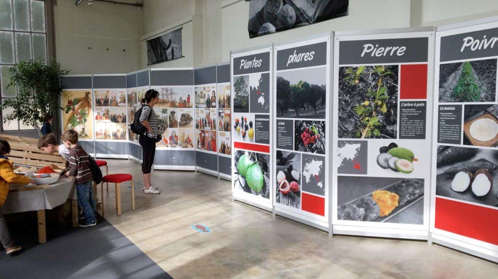 Plantes phares Pierre Poivre