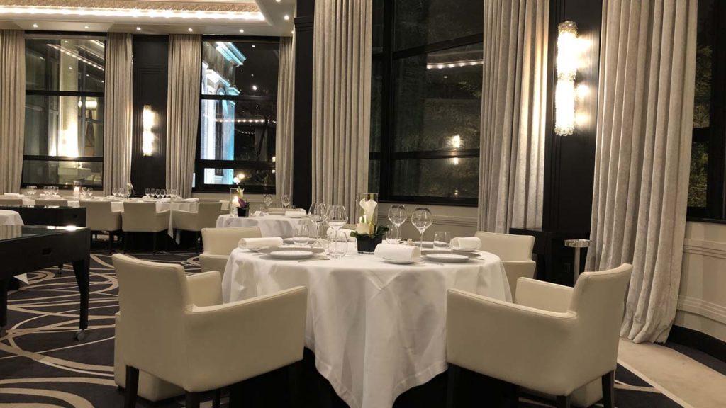 Salle restaurant La Rotonde
