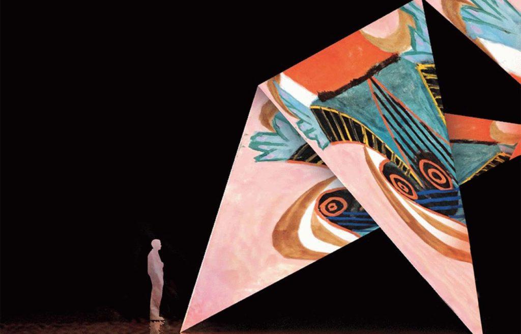 Imagine Picasso, un homme face à l'écran