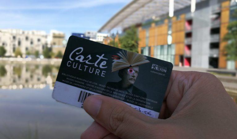 Carte Culture : open bar sur le savoir