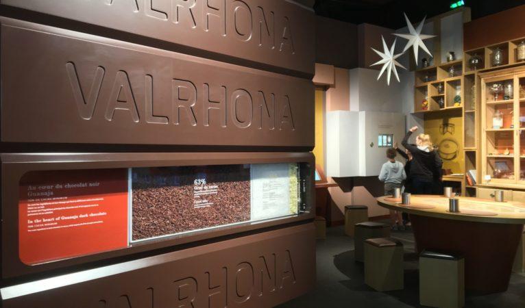 Voyage gourmand à la Cité du Chocolat Valrhona
