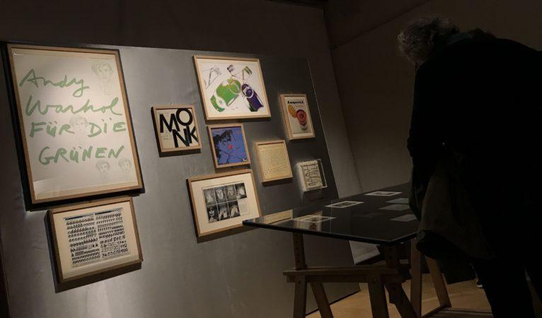 Andy Warhol s'affiche au Musée de l'Imprimerie et de la Communication Graphique