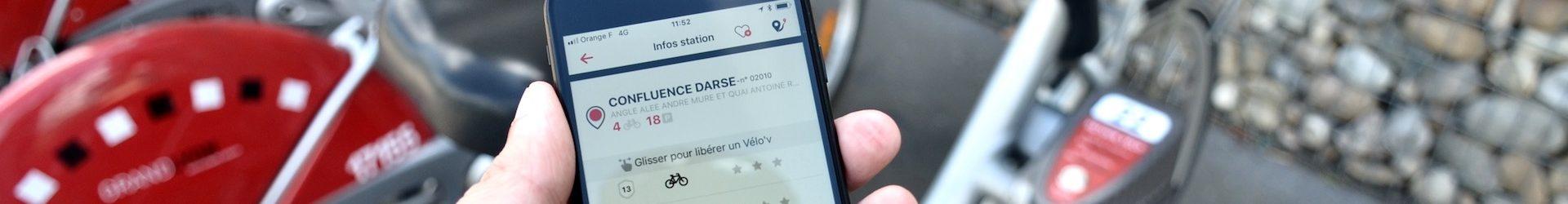 On a testé (et adoré) la nouvelle application Vélo'v !