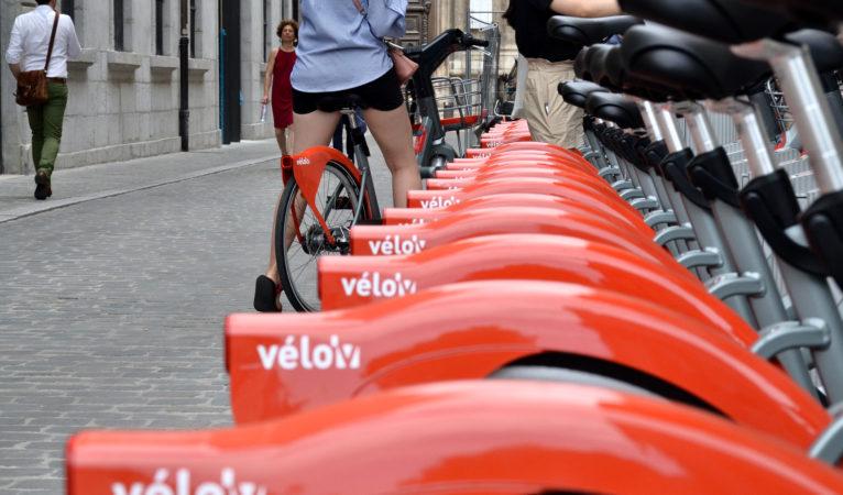 Nouveau Vélo'v : le vent de la liberté