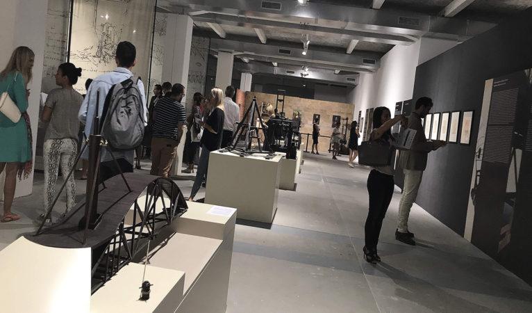Da Vinci, l'exposition : la Sucrière en mode passion
