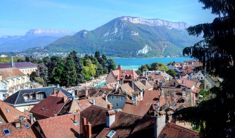 Un week-end à Annecy : le beau tour de magie