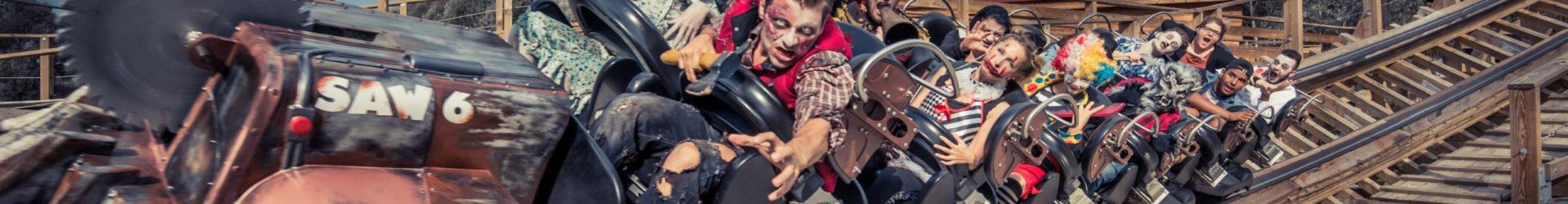 Halloween à Walibi : de la fuite dans les idées