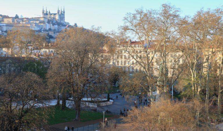 Insolite : les jolis jardins suspendus de Perrache