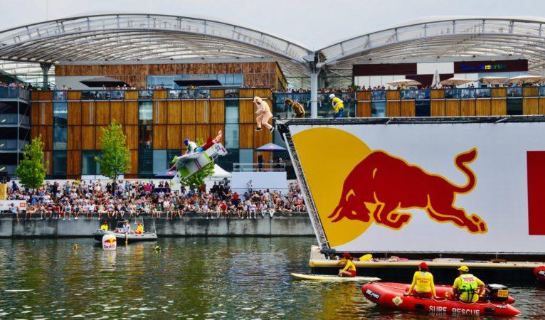 Red Bull Jour d'Envol : on a eu très très show