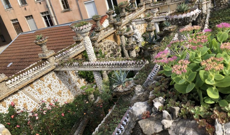 Jardin Rosa Mir : une belle histoire de temps