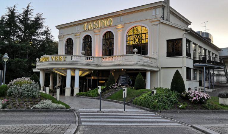 On a testé : une soirée casino au Lyon Vert