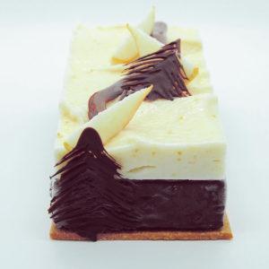 Soba, bûche glacée par Page Glaces et Gâteaux