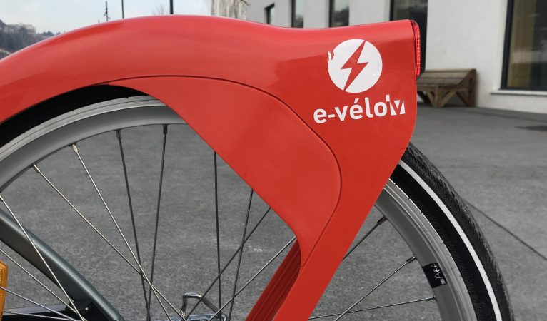 On a testé e-Vélo'v : le Vélo'v électrique trop stylé