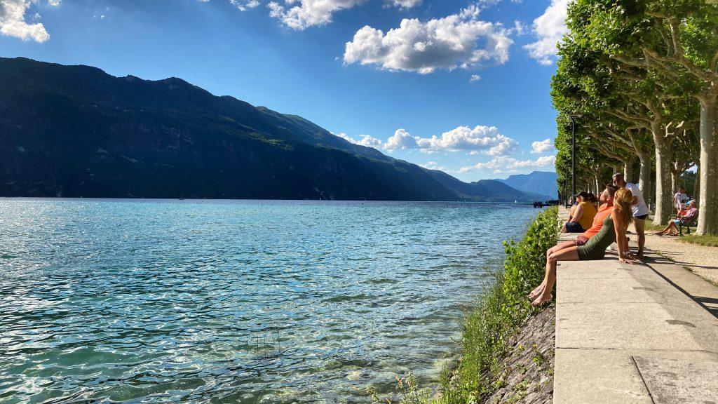 Esplanade du Lac du Bourget