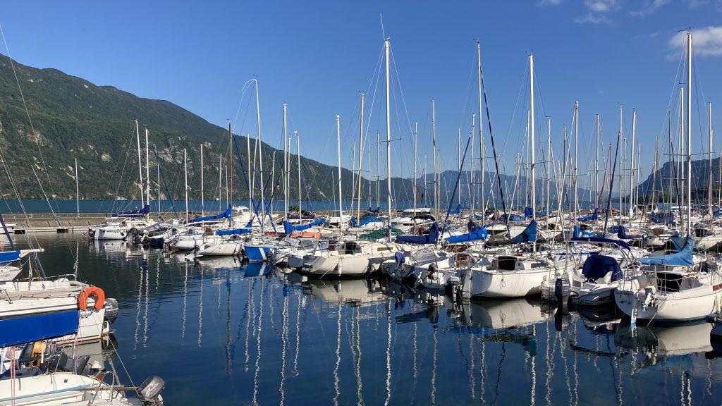 Port d'Aix Les Bains