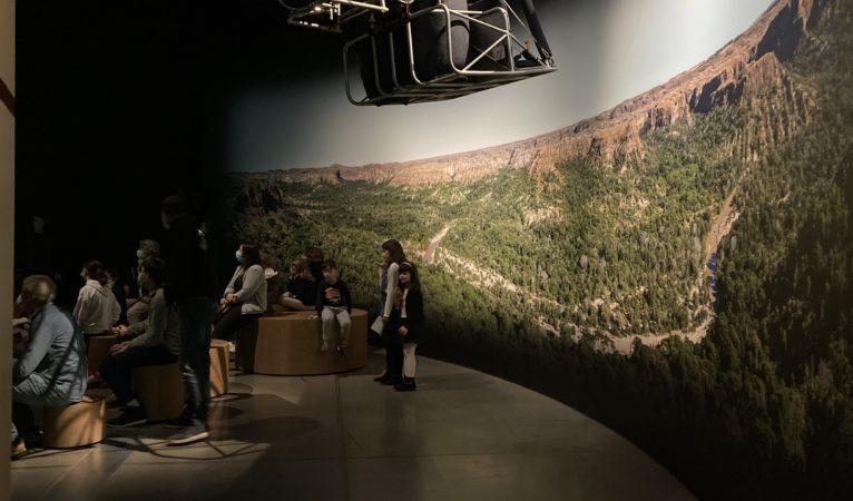 Makay : expo la plus canyon du Musée des Confluences