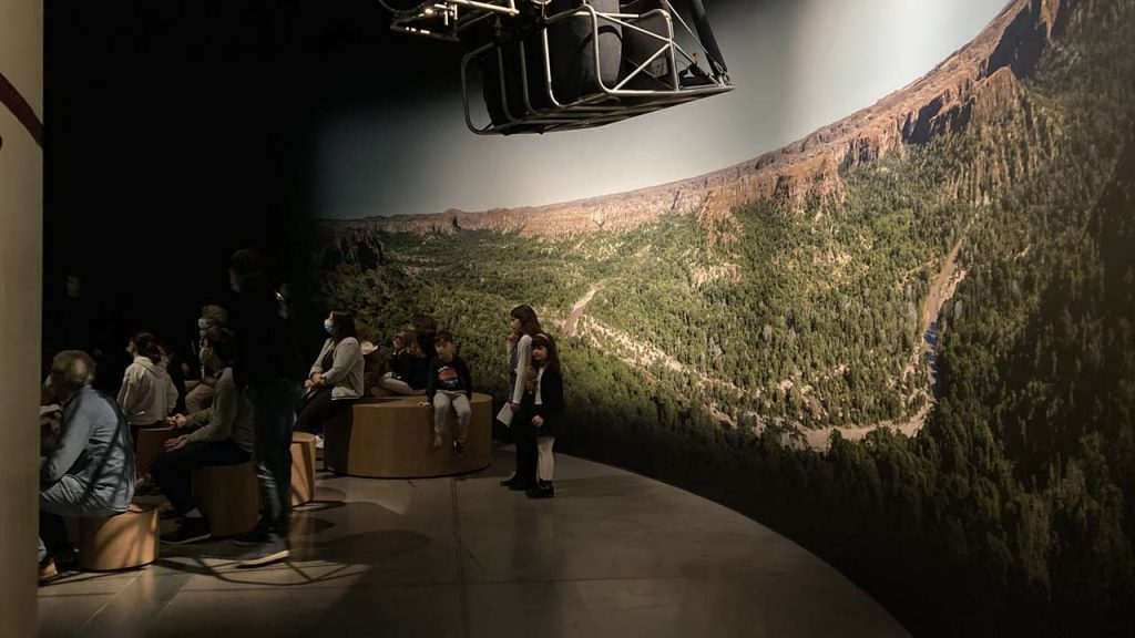 makay, photo panoramique du massif