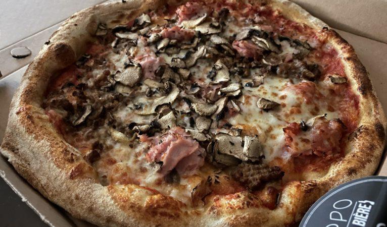 Zappo, la pizza des champions