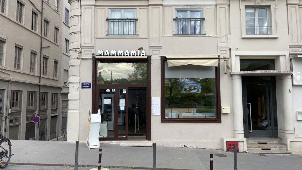 Boutique Mammamia Place Raspail Lyon 7e