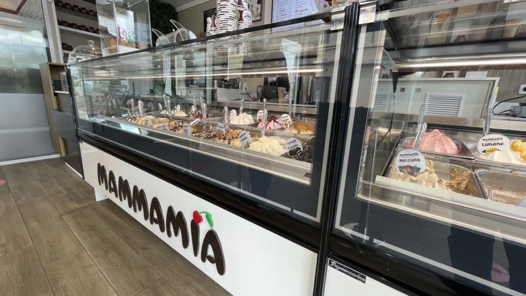 Comptoir de glaces Mammamia