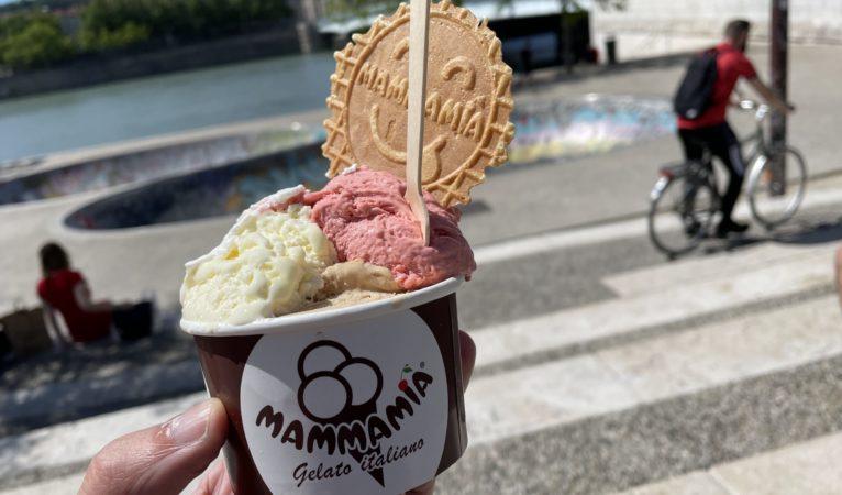 Mammamia : bonnes glaces, dolce vita