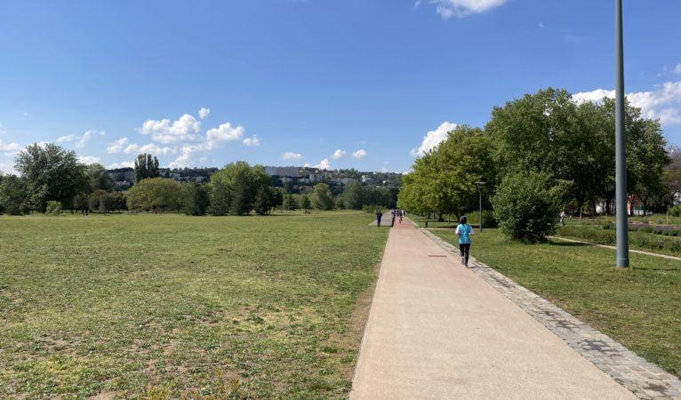 Parc de Gerland :  se mettre au vert et en beauté