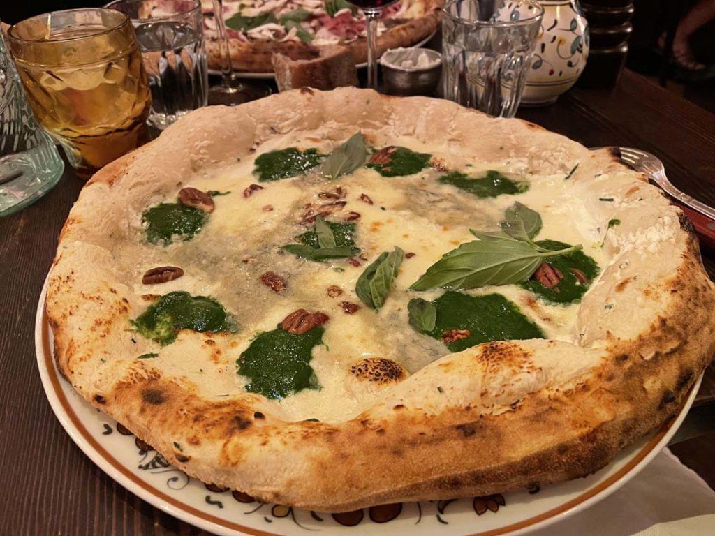 Pizza chez Carmelo à Lyon